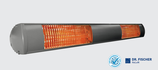 RIO GRANDE IP Double Infrarot-Heizung 2 x 1,5 kW