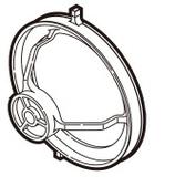 Shimano Line Safety Guard / Schnurschutz Medium Baitrunner XT-B LC / XTD 5500