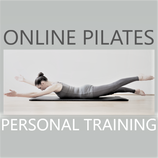 ONLINE PERSONAL PILATES TRAINING