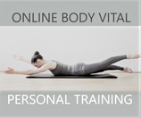 ONLINE BODY VITAL PERSONAL TRAINING