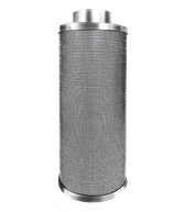 Aktivkohlefilter 125x400 mm 530 m³/h