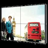 Smart Videowall 49 Zoll 2x2 inkl. Montage & Einrichtung