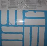 Plantilla o stencil 50x50 cm. WP-10