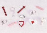 Botones enfermera