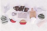 Botones cocinera