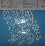 Plantilla o Stencil 50x50 cm. PS-1