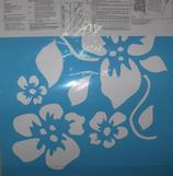 Plantilla o stencil 50x50 cm. WP-44