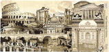 Papel decoupage creativo Rome
