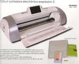 Cricut cortadora electrónica expression 2