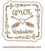 "Etiqueta ""Amor verdadero"""