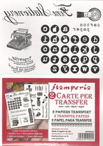 Papel transfer Stamperia-025