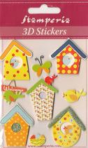 3D Stickers Sba-294
