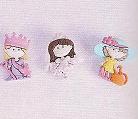 Botones disfraces niñas