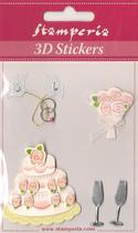 3D Stickers Sba-303