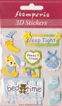3D Stickers Sba-299