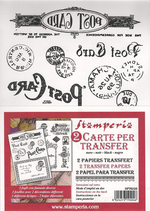 Papel transfer Stamperia-028