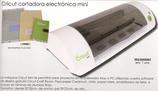 Cricut cortadora electrónica mini