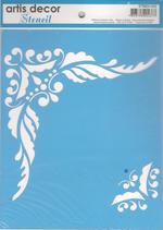 Stencil Litoarte STM-052