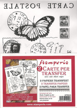 Papel transfer Stamperia-024