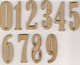 Numeros del 0 al 9