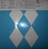 Plantilla o Stencil 50x50 cm. PS-3
