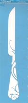 Stencil Litoarte STE-268