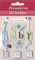 3D Stickers Sba-295