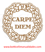 """Etiqueta """"Carpe diem"""""""