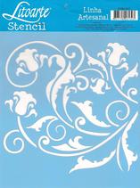 Stencil Litoarte STM-017