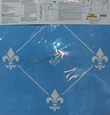 Plantilla o Stencil 50x50 cm. PS-5