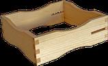 Holzrähmchen für Wabenhonig (für Langstroth)