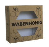 Verpackung für Wabenhonig (für Schweizer Mass)