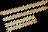 Dadant modifiziert Brutraumrahmen  gerade Seite (in Teilen) 100er Pack