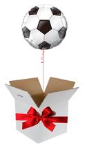 Balloon Giftbox Voetbal