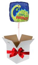 Balloon Giftbox Dino