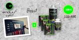 BEAST - enduu Low-Carb-Ausdauer-Paket + FinisherBoard (7 Produkte)