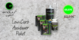 enduu Low-Carb-Ausdauer-Paket (6 Produkte)