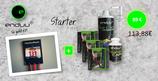 STARTER - enduu Low-Carb-Ausdauer-Paket + FinisherBoard (7 Produkte)