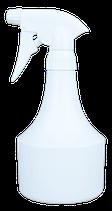 Keulenflasche mit Zerstäuber
