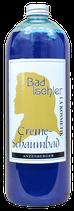 Creme-Schaumbad