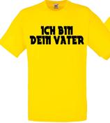 Dein Vater Shirt gelb