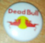 Dead Bull Button Anti Leipzig