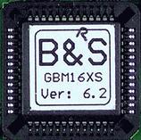 Microcontroller mit Firmware 6.2.1 für GBM16XS