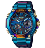 G-Shock MTG X BLUE PHOENIX RAINBOW MTG-B2000PH-2AER