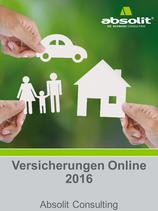 Studie: Versicherungen Online 2016