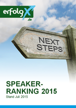 Speakerranking 2016: Die 50 online-aktivsten Speaker und Trainer