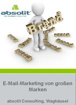 E-Mail-Marketing von großen Marken
