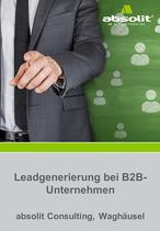 Leadgenerierung bei B2B-Unternehmen
