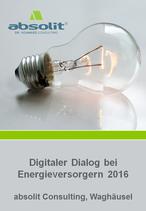 Digitaler Dialog bei Energieversorgern 2016