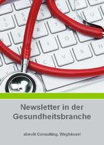 Newsletter in der Gesundheitsbranche